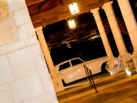 get-away_car_white_automobile_rough_hollow_yacht_club_lakeway_austin_texas_pavilion_wedding
